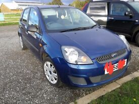 Ford Fiesta Style Low Mileage