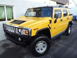 2003 Hummer H2 Pneus BFG 35 , Full , Cuir, impecable!