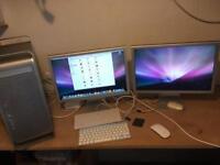 Mac Pro quad core G5 no displays.