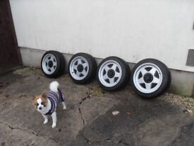 vw wheels and tyres