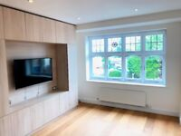 Stunning 3 bedroom flat in the heart of the park