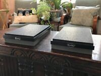 Set of 2 Auralex ProPAD Studio Monitor Isolation Pads - Great Sound Upgrade - Got Neighbours..?
