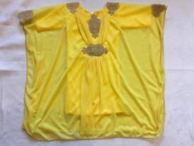 Abaya baby girl size 26 new from Dubai £10