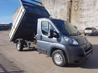 2008 Citroen Relay Tipper Aluminium body full history