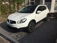 Nissan Qashqai 1.6 Petrol N-TEC 2WD 5dr