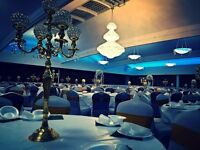 Wedding stages,mehndi stages,outdoor lighting,marquee hire,chair covers,table decor,photography