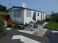 Caravan to Let for Rent Hire on Private Land in Towyn nr Rhyl North Wales - Sleeps 2 People