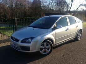 Ford Focus 1.6 Tdci - Just had Full Service - Long Mot - Low Mileage - Warranty
