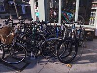 Various 2nd Hand Bikes
