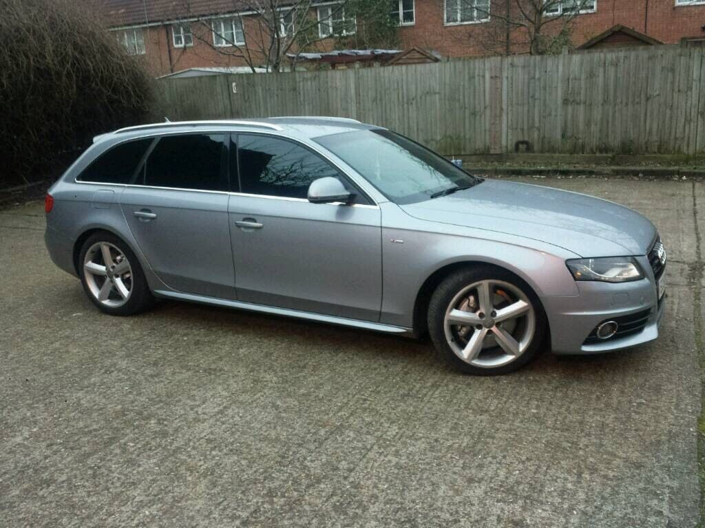 cheapest b8 audi a4 avant 3 0 v6 tdi s line tiptronic. Black Bedroom Furniture Sets. Home Design Ideas