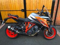 KTM Superduke 1290 GT 2017 67 Plate Very Low Miles MAY TAKE PX