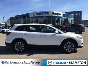 2015 Mazda CX-9 GT/LEATHER/BLUETOOTH/ROOF, SINGLE OWNER