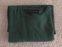 Men's designer jumpers