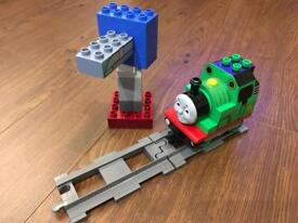 Lego Duplo - Percy at the Water Tower - Thomas & Friends VERY RARE!!