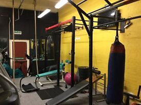 Crossfit rigs for sale