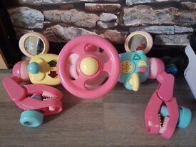 ELC Pram Toy
