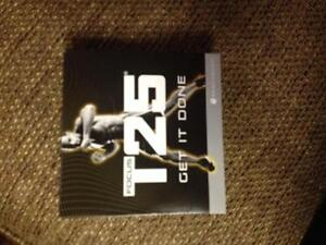 Sean T25 alpha and beta DVDs from beachbody