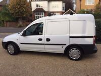 Vauxhall Combo 1.3 CDTi, Low Milage 77,000 Milage. £1,750