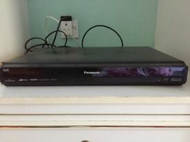 PANASONIC DVD RECORDER MODEL DMR-EZ27EB