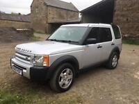 Landrover Discovery 3 2.7TD V6 S 5DR