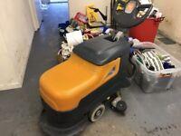 Taski Twingo C0 455.0 Series 0112 Floor Scrubber