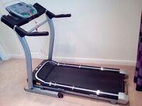Confidence TXI Heavy Duty Motorised Electric Treadmill