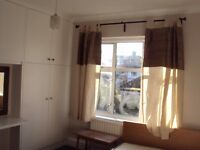 Big Double room with big wardrobe in female house