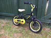 "Apollo Claws 14"" boys bike"
