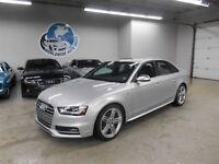 2013 Audi S4 LOOK! WONT LAST! FINANCING AVAILABLE