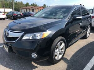 2015 Acura RDX w/Technology Package NAV LEATHER ROOF