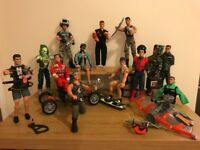 Action Man Toys