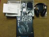 Astro A50 Wireless Gaming Headset for Mac/PC/PS3/PS4