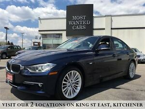 2013 BMW 3 Series 335i xDrive | TURBO | NAVIGATION | NAPPA LEATH