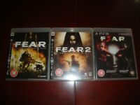 F.E.A.R. PS3 Collection
