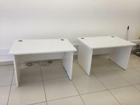 2 Office computer desks