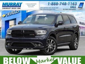 2017 Dodge Durango GT  **sunroof! backup camera!**