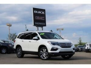 2017 Honda Pilot Touring| Sun| Nav| DVD| H/C Leath| Adapt Cruise