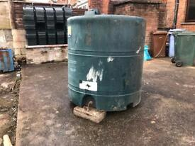 Oil tank (free to whoever wants it)