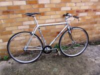 Vintage 1978 Raleigh Record frame, 55cm, almost as new.