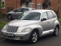 LHD 2002 Chrysler PT CRUISER 2.0i LEFT HAND DRIVE
