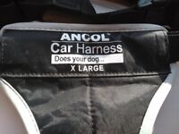 ANCOL DOG CAR /EXERCISE HARNESS X-LARGE
