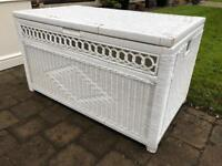 Stunning ottoman toy chest trunk blanket box. Can deliver.
