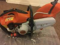 Stihl disc cutter ts 420 fully refurbished in very good working order
