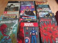 Joblot Marvel comics includes variants and firt issues