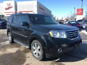 2014 Honda Pilot TOURING | NAV | DVD | LEATHER | CLEAN CARPROOF