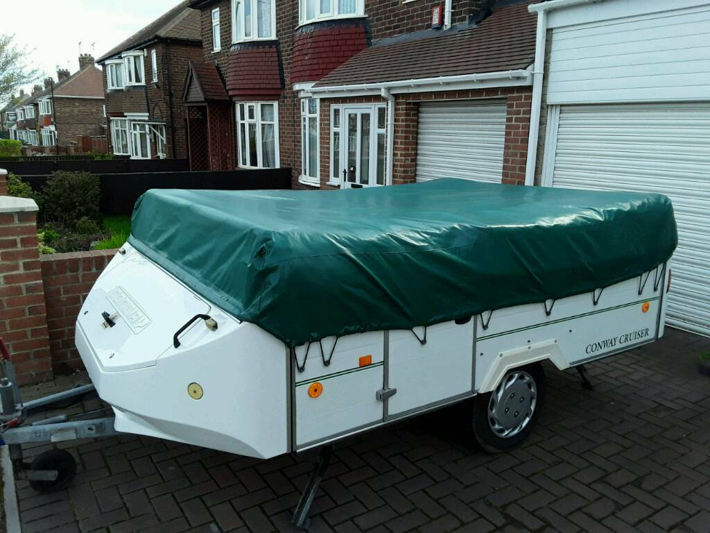 Conway Cruiser Folding Camper In Sunderland Tyne And