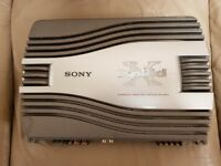 CAR SUBWOOFER AMPLIFIER SONY XPLOD 1400 WATT 1CD CLASS D MONOBLOCK AMP DESIGNED FOR SUB WOOFER