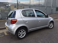 TOYOTA YARIS 1.3 T SPIRIT = NEWER SHAPE = AUTOMATIC = 5dr = £1490 ONLY =