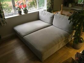 2 x IKEA KIVIK chaise longue
