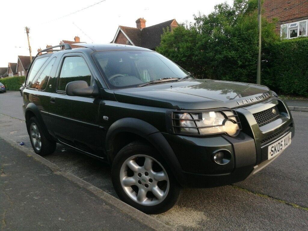 Land Rover Freelander 1.8 Petrol 12 Months MOT